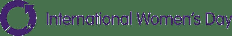 International women day logo